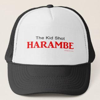 The Kid Shot Harambe Trucker Hat