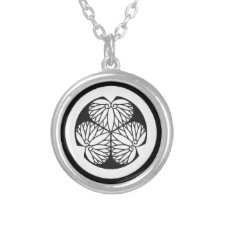 The Kii mallow Silver Plated Necklace