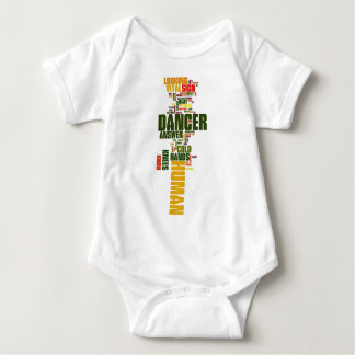 the killers are we human? baby bodysuit