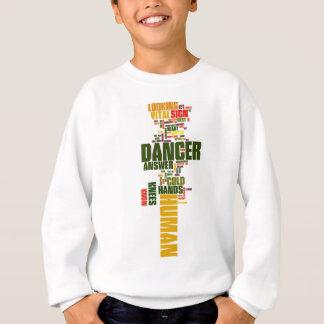 the killers are we human? sweatshirt