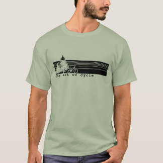 """""""the kind OF cycle"""" Cycling T-shirt"""