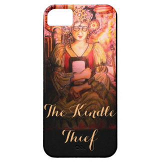 The Kindle Thief iPhone 5 Case