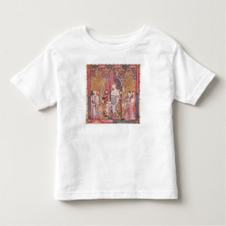 The King Administering Justice Toddler T-shirt
