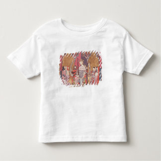 The King Administering Justice Tshirt
