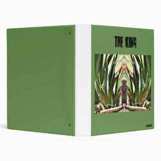 """The King"" Avery Ring Binder"