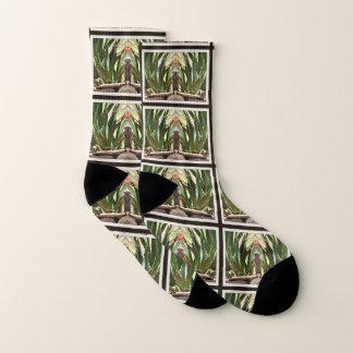 """The King"" Ground Squirrel Unisex Socks 1"
