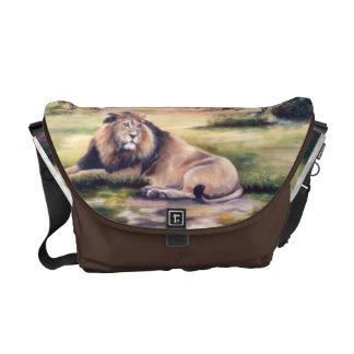 The King Lion Messenger Bag