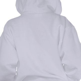 The King of Spades Hooded Sweatshirts
