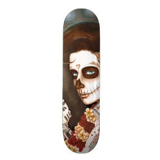 The King Of The Dead Skate Decks
