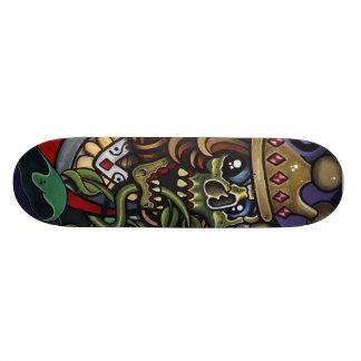The King Skate Board Deck