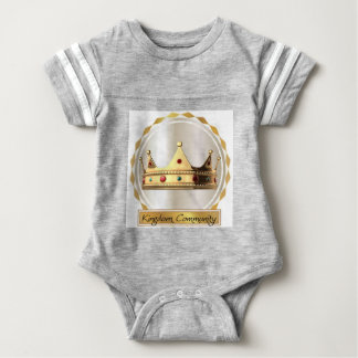 The Kingdom Community Crown 2 Baby Bodysuit