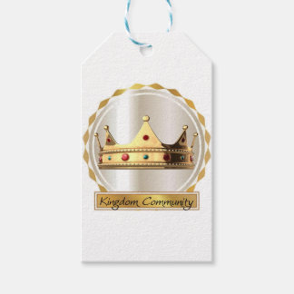 The Kingdom Community Crown 2 Gift Tags