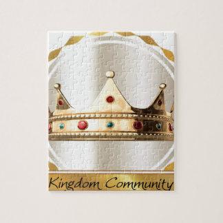 The Kingdom Community Crown 2 Jigsaw Puzzle