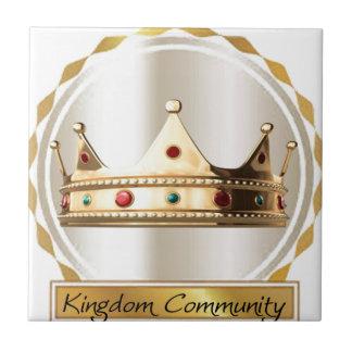 The Kingdom Community Crown 2 Tile