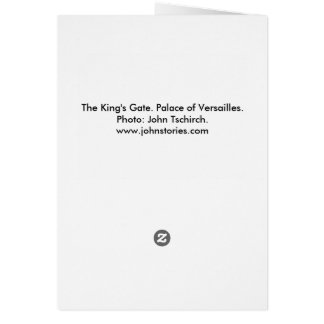 The King's Gate Card