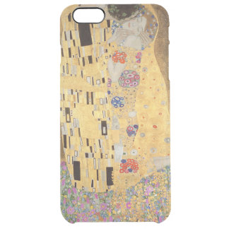 The Kiss, 1907-08 Clear iPhone 6 Plus Case