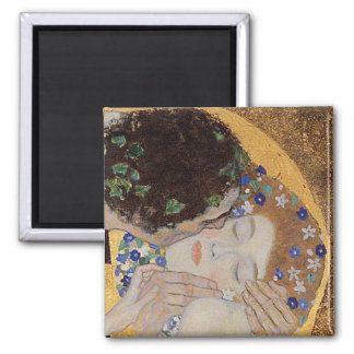 The Kiss, 1907-08 Refrigerator Magnet
