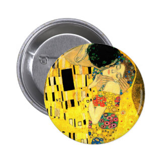 The Kiss by Gustav Klimt Art Nouveau Pins