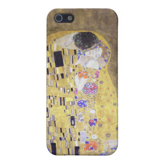 The Kiss by Gustav Klimt Art Nouveau iPhone 5/5S Covers