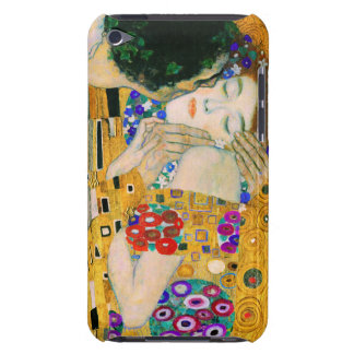 The Kiss by Gustav Klimt Barely There iPod Covers