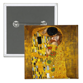 The Kiss By Gustav Klimt Pins