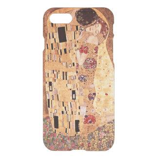 The Kiss by Gustav Klimt iPhone 7 Case