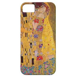 The Kiss by Klimt Case iPhone 5 Case
