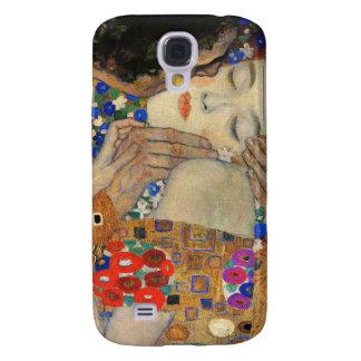 The Kiss Detail Gustav Klimt Samsung Galaxy S4 Covers