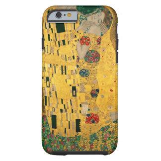 The Kiss - Gustav Klimt Tough iPhone 6 Case
