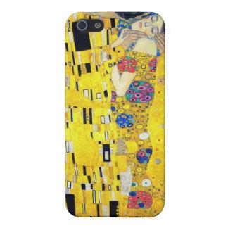 The Kiss, Gustav Klimt iPhone 5 Cover
