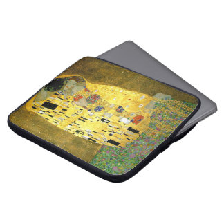 The Kiss ~ Gustav Klimt Laptop Sleeve