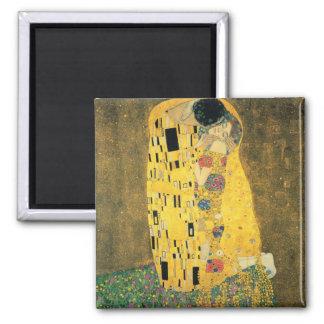 The Kiss - Gustav Klimt Magnets