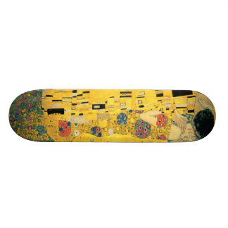 The Kiss - Gustav Klimt Custom Skate Board