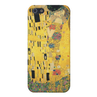 The Kiss iPhone 5/5S Cover