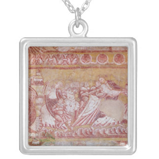 The Kiss of Judas 2 Silver Plated Necklace