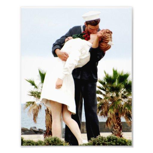 THE kiss Art Photo