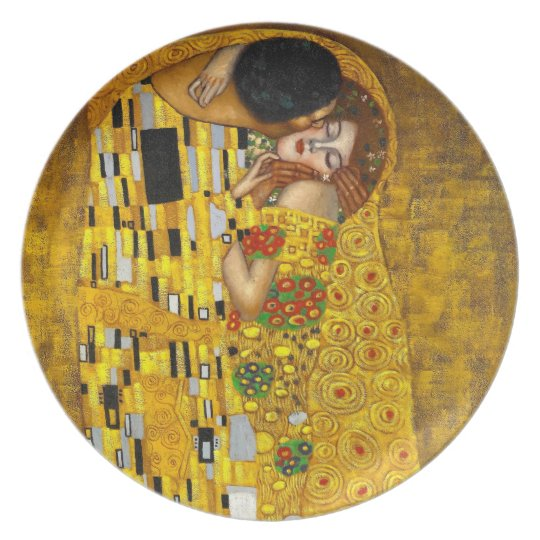 """""""The Kiss"""" Plate"""
