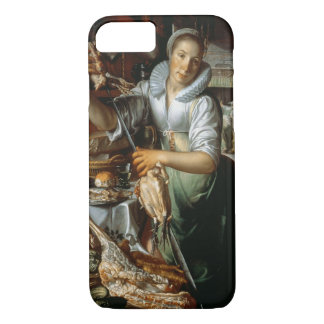 The Kitchen Maid (with Christ, Mary and Martha) c. iPhone 7 Case