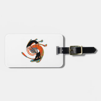 THE KITEBOARD SYSTEMIC LUGGAGE TAG