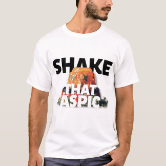 The Kitsch Bitsch : Shake That Aspic! T-Shirt