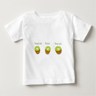The kiwi trio baby T-Shirt