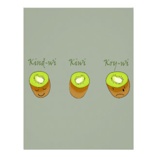 The kiwi trio letterhead template