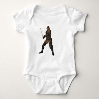 The  Knight Baby Bodysuit