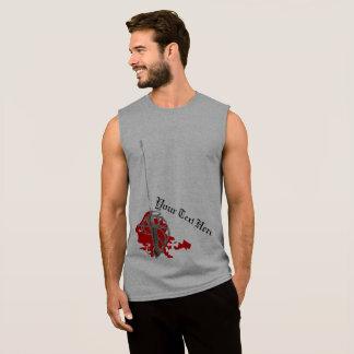 """The Knight's Stick"" T-Shirt Customizable"