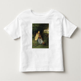 The Knitter or, The Seated Shepherdess, 1858-60 Toddler T-shirt