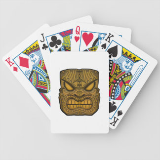THE KON TIKI BICYCLE PLAYING CARDS
