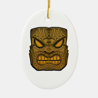 THE KON TIKI CERAMIC ORNAMENT