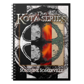 The Kota Series: Box Set Blank Notebook
