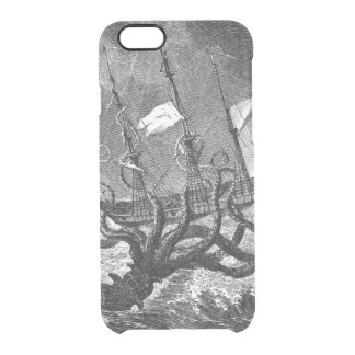 The Kraken Clear iPhone 6/6S Case