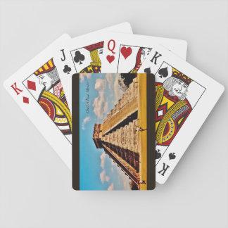 The Kukulkan Pyramid Playing Cards